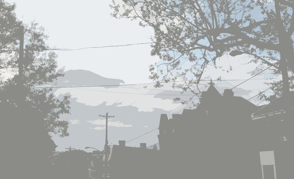 South Oakland Skyline