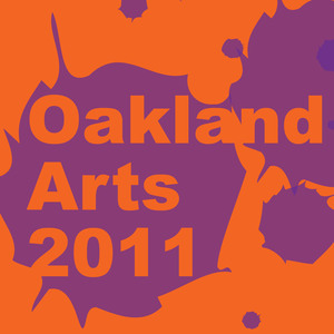 Oakland Arts 2011 Logo