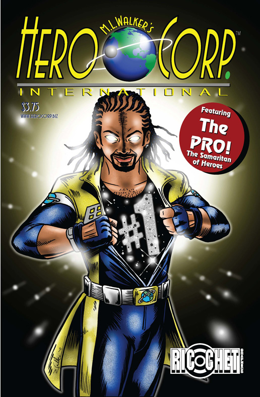 Hero Corp. Issue One