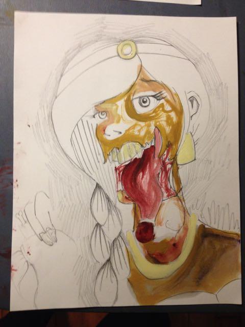 Jasmine as a Zombie (process)
