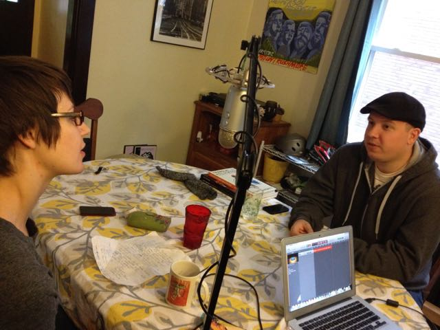 Producing Steel City Cinema's Podcast!