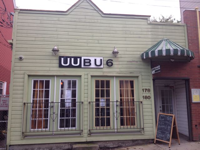 UUBU 6 in the South Side Slopes
