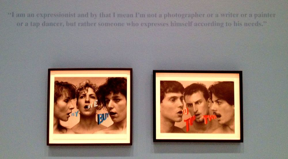 YASSSS to this Duane Michals' quote