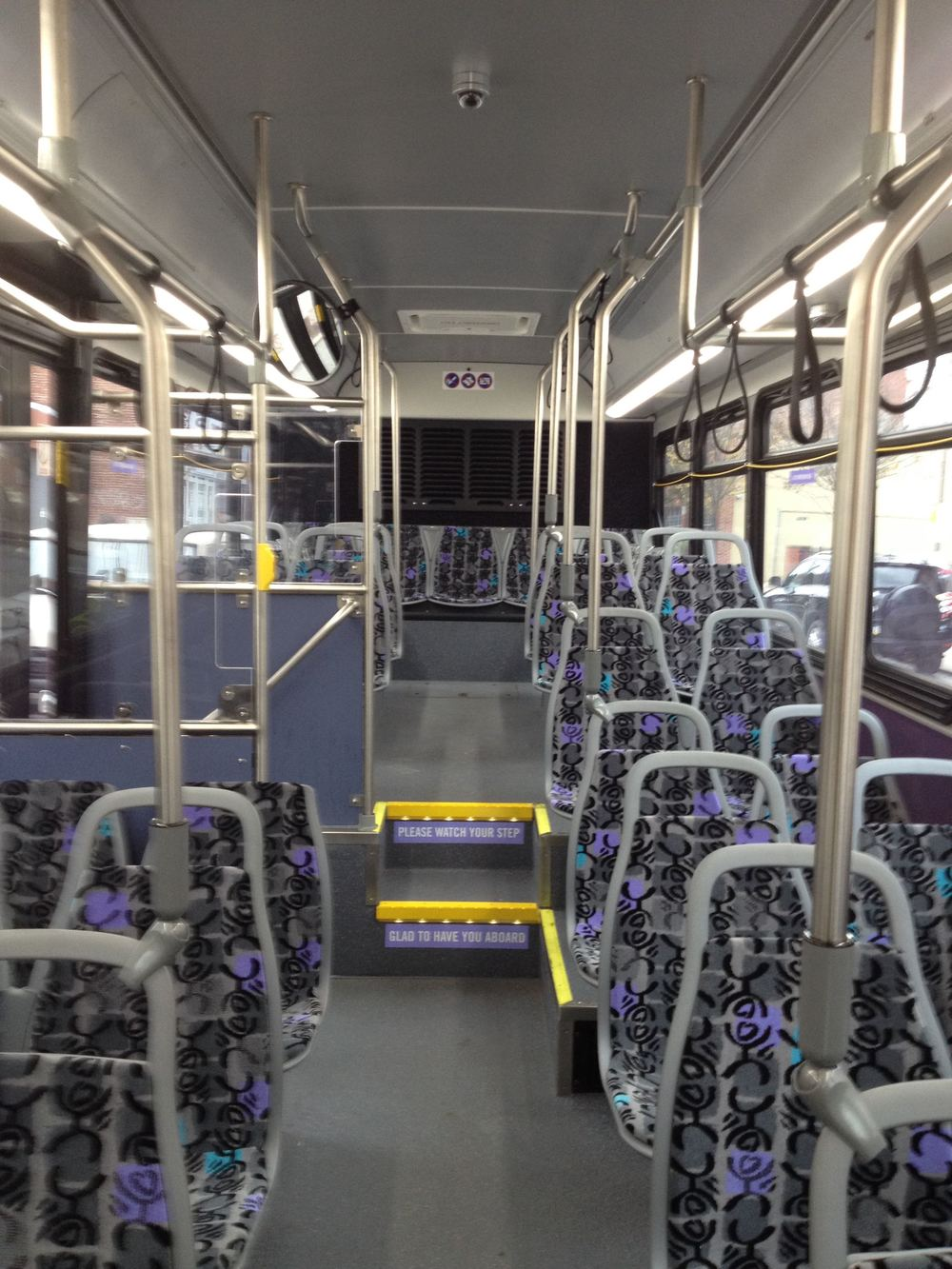 The 93 Outbound to Lawrenceville