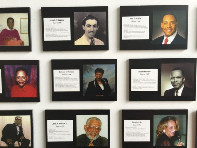 Westinghouse Wall of Fame