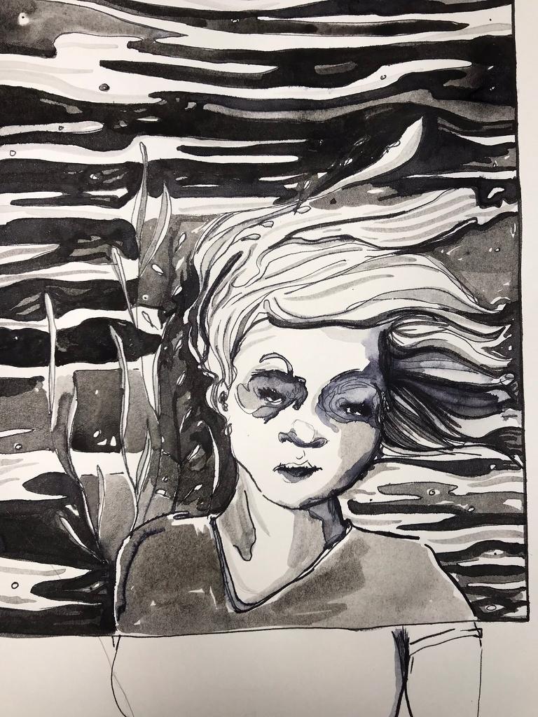 Underwater (detail)