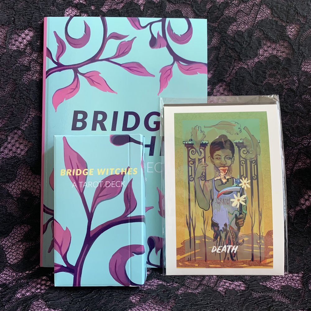 Bridge Witches: A Tarot Deck ($45)