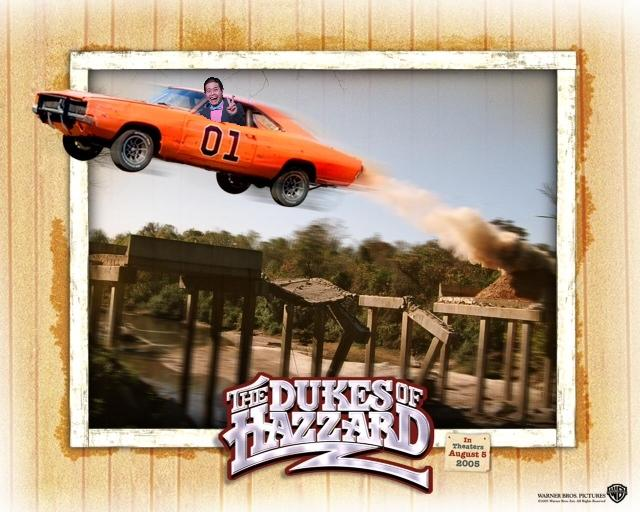 Shobomb jumping the General Lee submitted by John O.