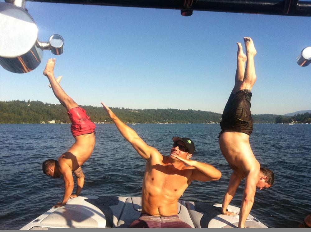 amigos on a boat.JPG