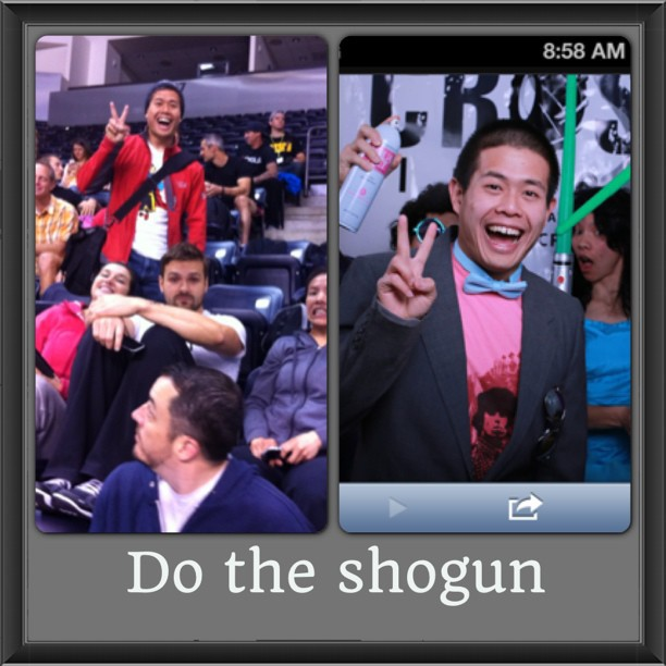 Ahhhh the Sho-Bomb, I'm so glad this came into my life.  Everyone's pictures have gotten so much better.