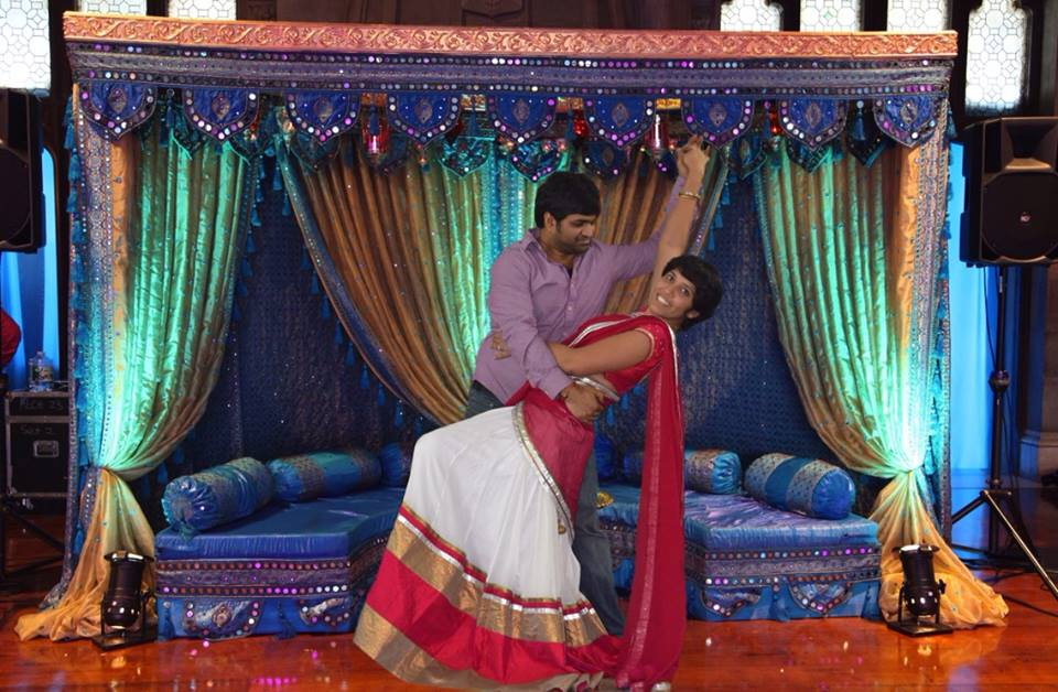 Praveen and Leela have moves