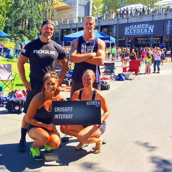 Team CrossFit Interbay
