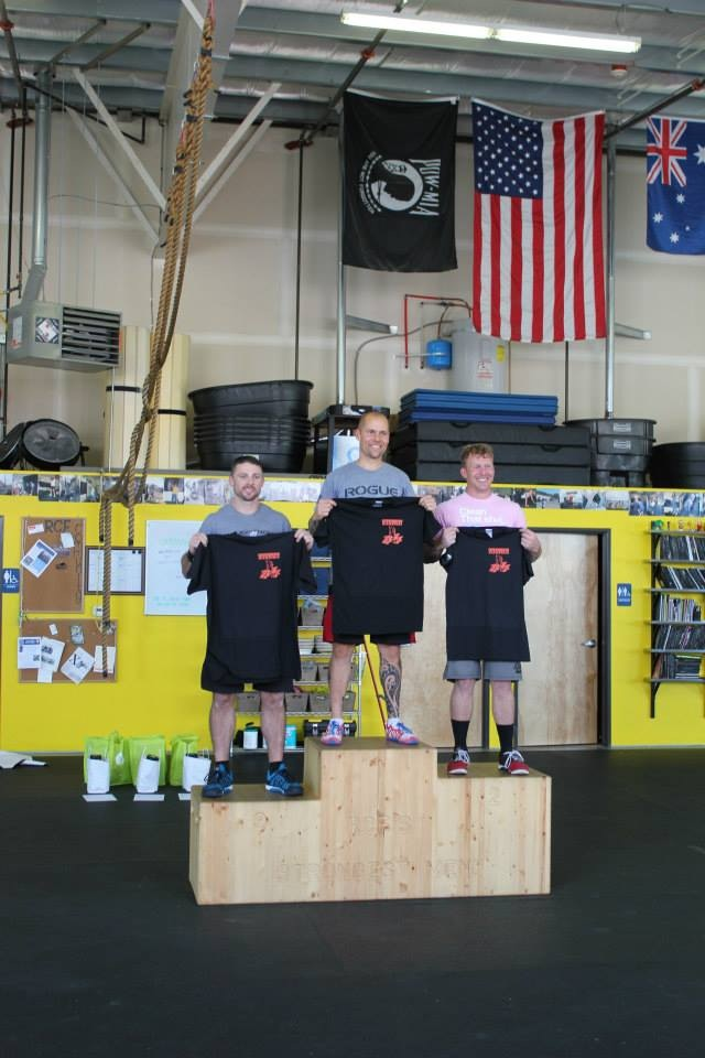 Ian took 1st place!!! Congrats
