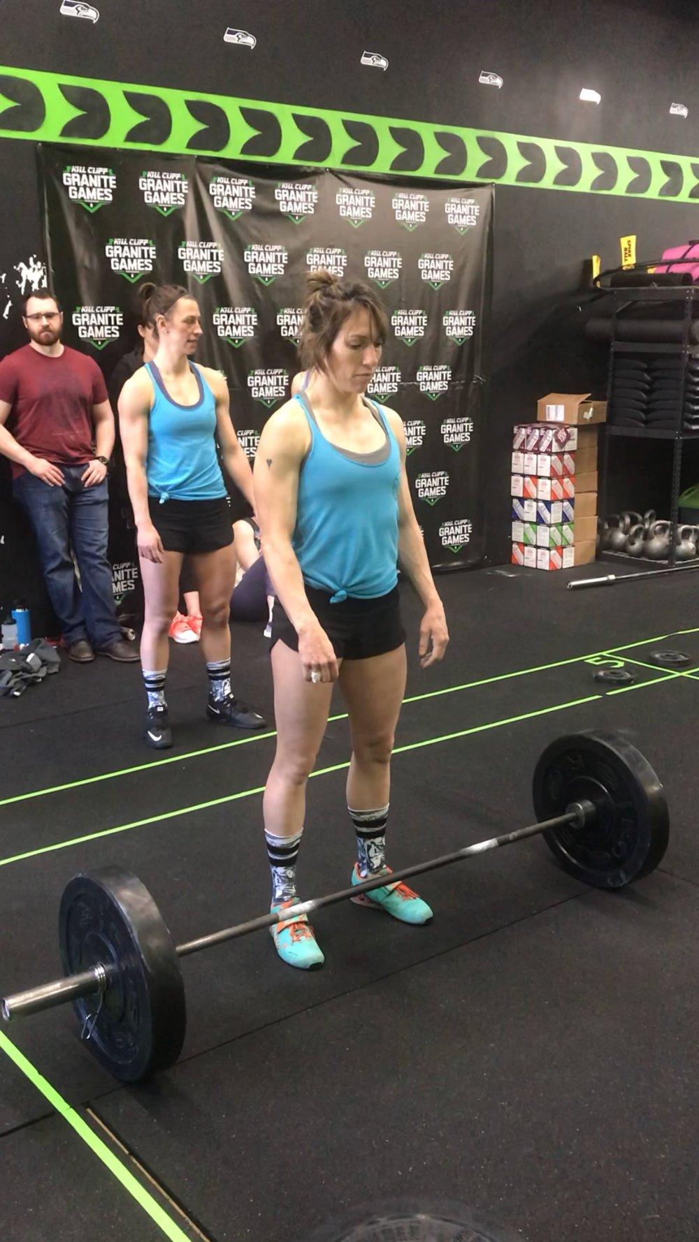 Megan T. and Julia M.