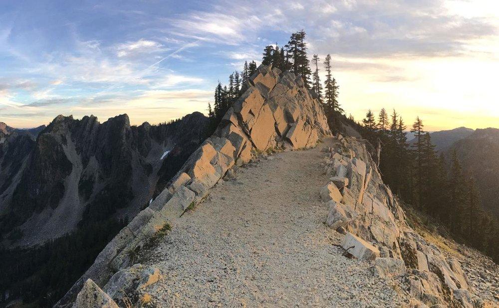 Kendall Katwalk - Snoqualmie Pass