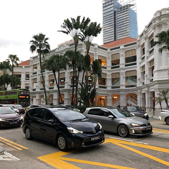 Raffels Hotel Singapore