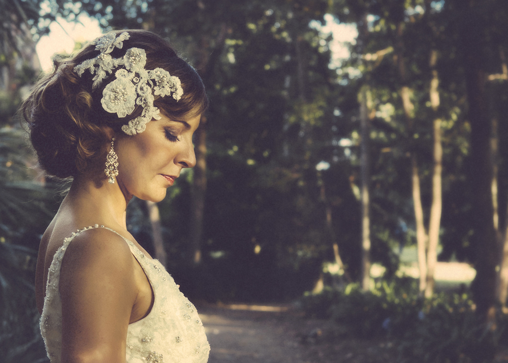 Carla - Custom Toscano Bridal  Laurel Alexandra Photography