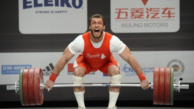Dmitry Klokov = (hot) Badass