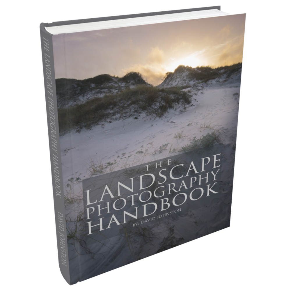 THE LANDSCAPE PHOTOGRAPHY HANDBOOK -