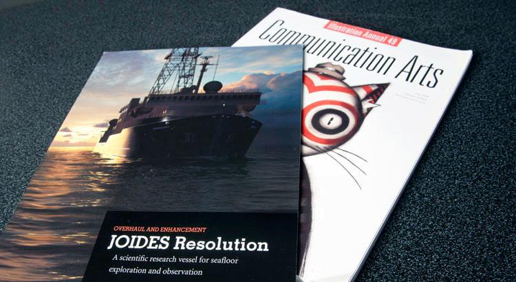 Brochure for the Consortium for Ocean Leadership