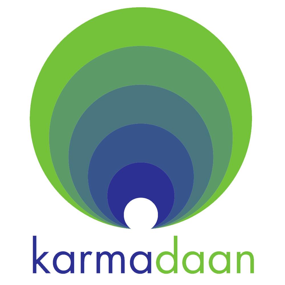 Logo concept for KarmaDaan