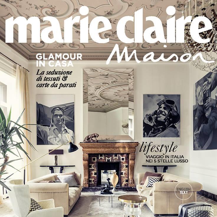Marie Claire Maison - April 2016