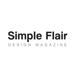 Simple Flair design magazine