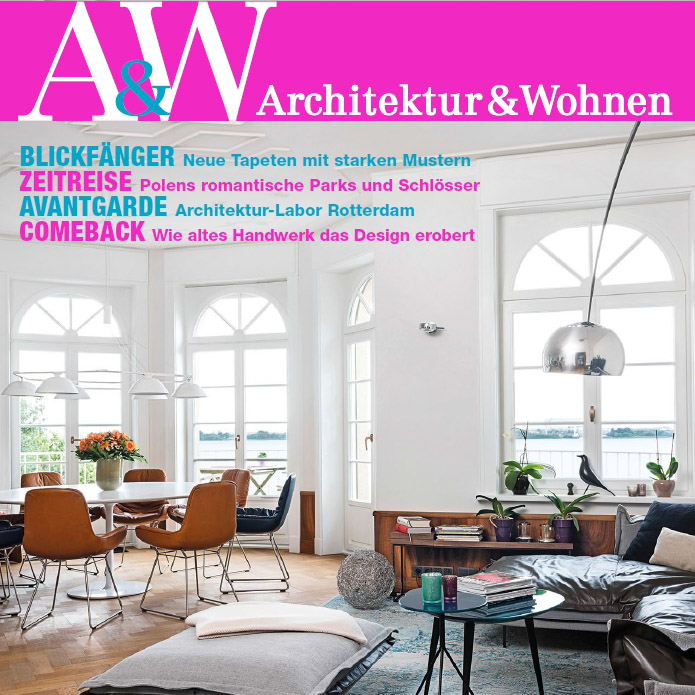 Architektur & Wohnen - Oct/Nov 2016