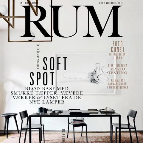 RUM Magazine - November 2016