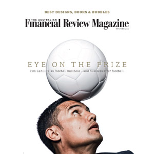 The Australian Financial Review Magazine