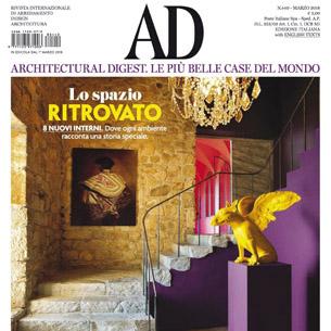 AD Italia - March