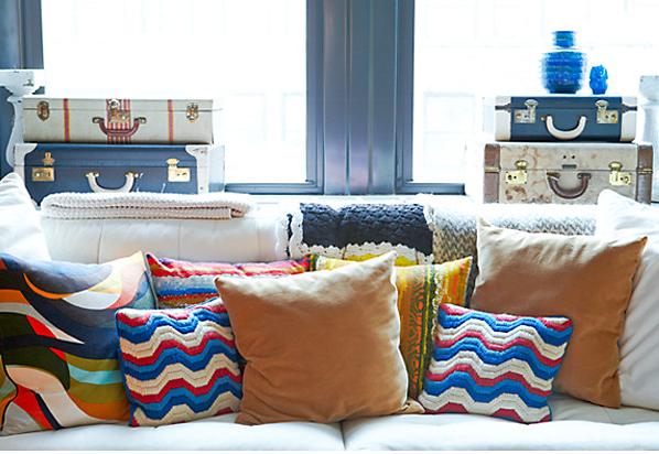 Chris Benz Cushions