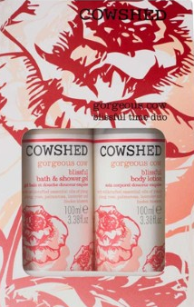 Mothers day gifts. Cowshed products