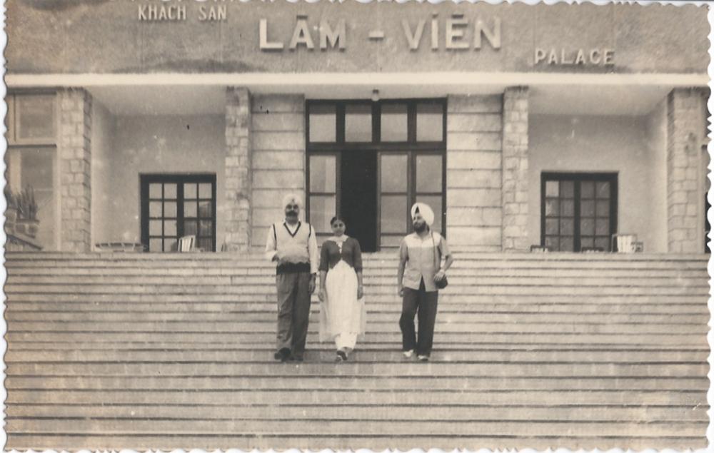 Lam Vien Palace