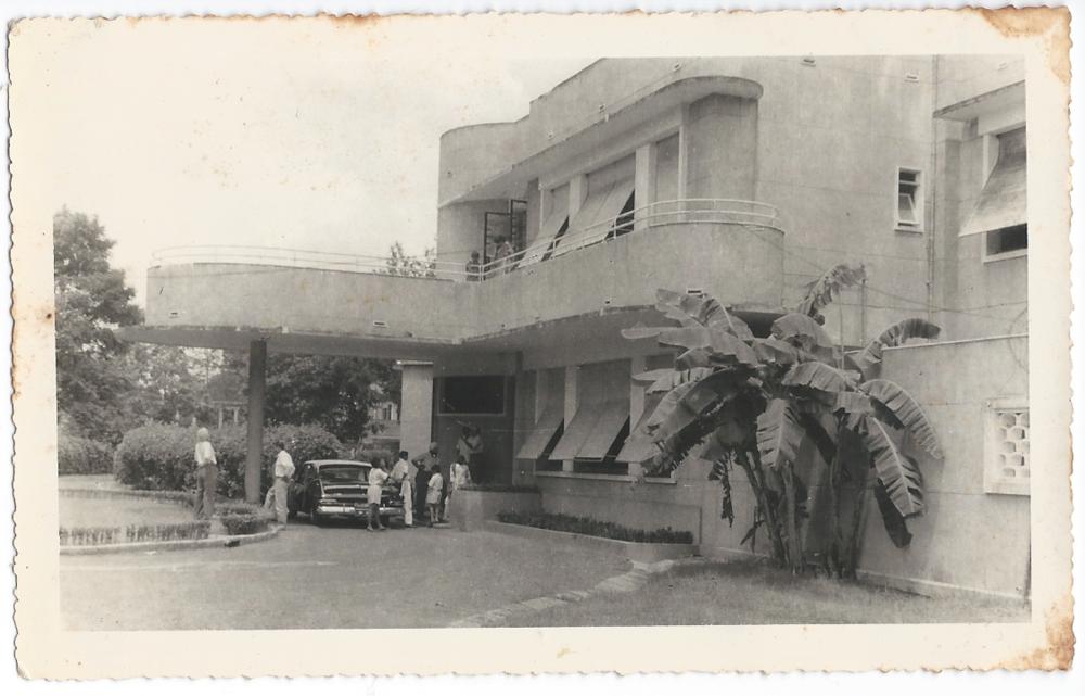 Bal villa in Saigon