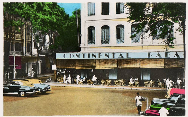 Continetal Palace, Saigon