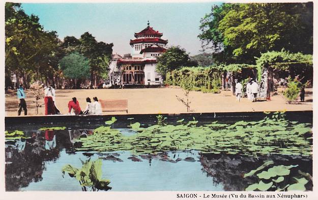 Le Musee, Saigon