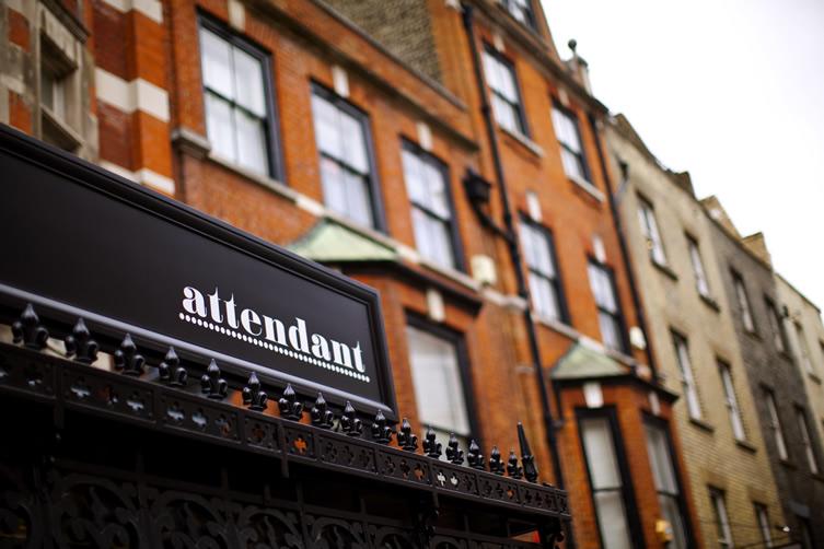 WeHeart.co.uk Attendant Coffee Bar