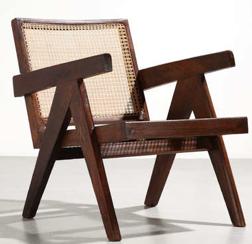 Pierre Jeanneret arm chair