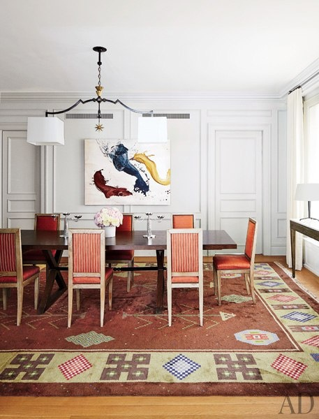 Nina Garcia Dining Room