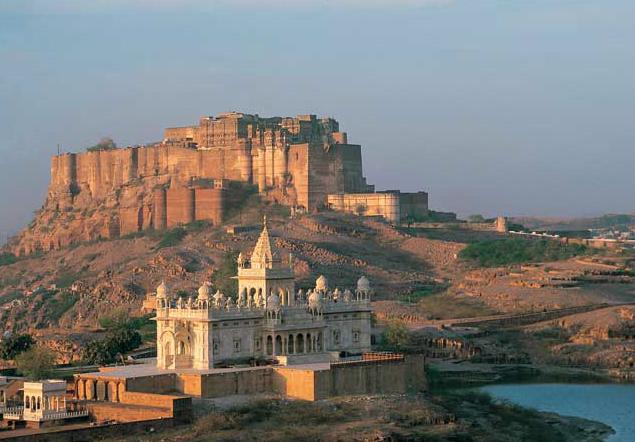Mehrangarh Fort, Jodphur