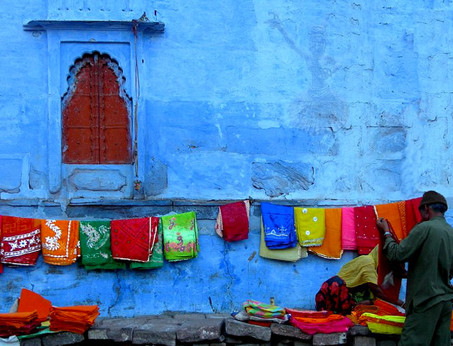 Indigo Jodhpur
