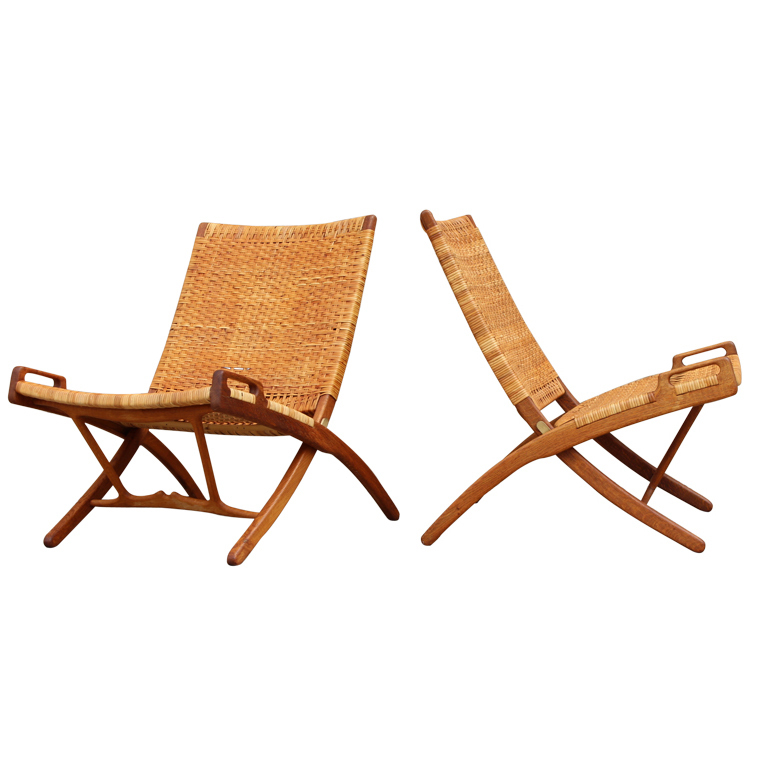 Hans Wegner Folding Chairs.jpg