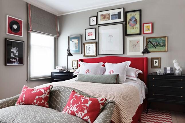 Turner Peacock Bedroom
