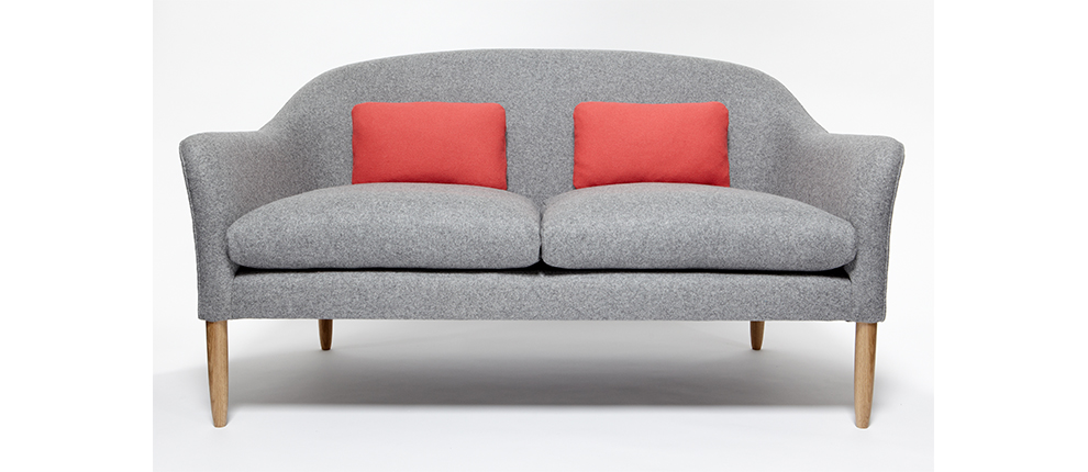 The Newington sofa by James Harrison