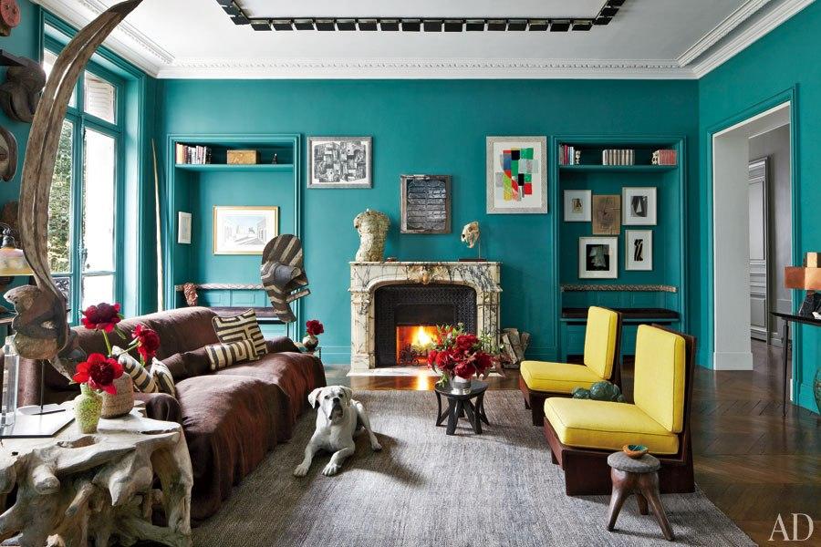 Stefano Pilati Living Room