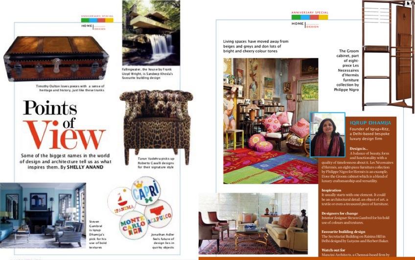 India Today - Iqrup + Ritz
