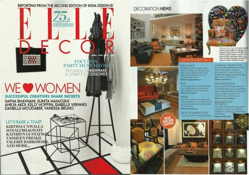 Elle Decor - May 2014 - Iqrup Ritz