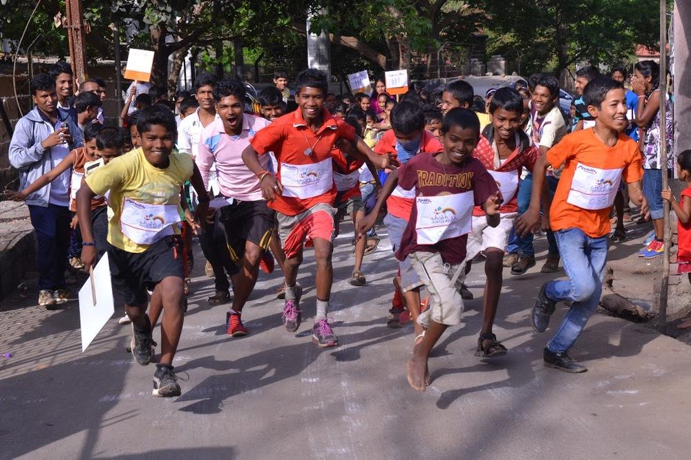 Mini Marathon at Yeoor