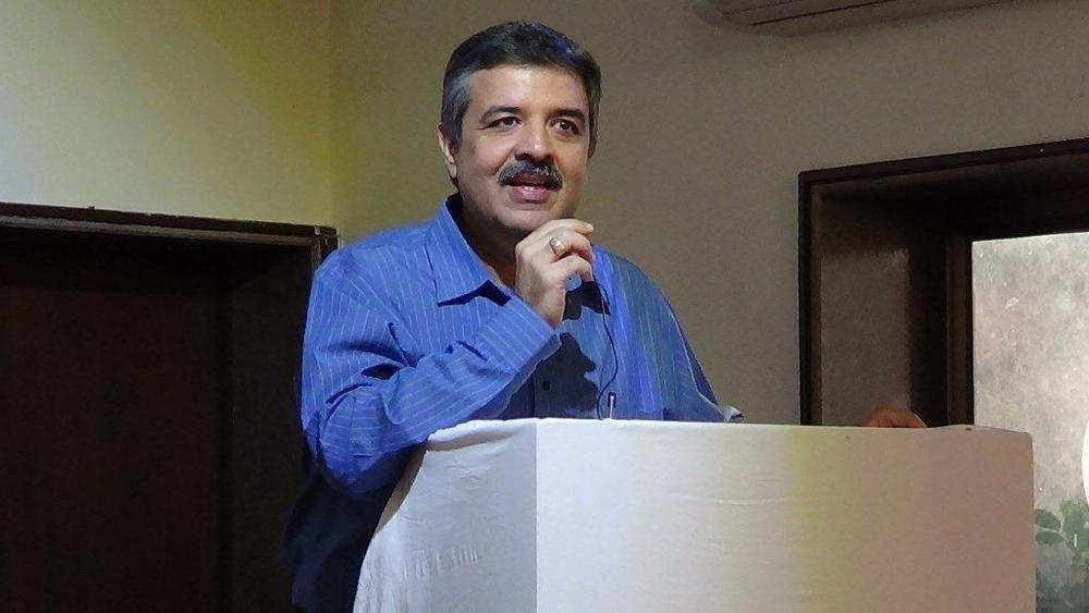 Welcome note by CCDT CEO- Mr. Vijay Jadhwani
